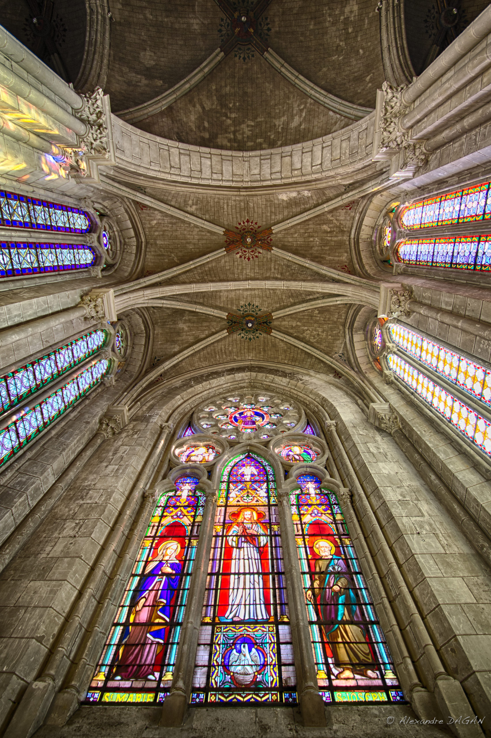 Eglise Dix Vine